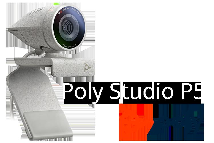 Poly Studio P5