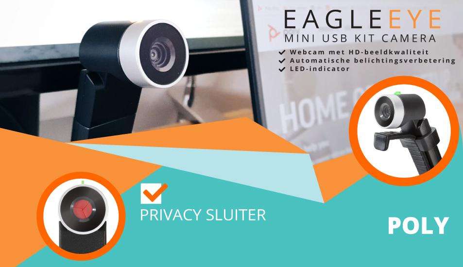 Polycom EagleEye Mini USB Kit Camera