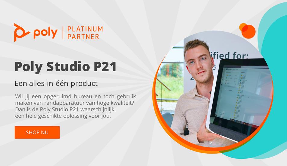 Poly Studio P21