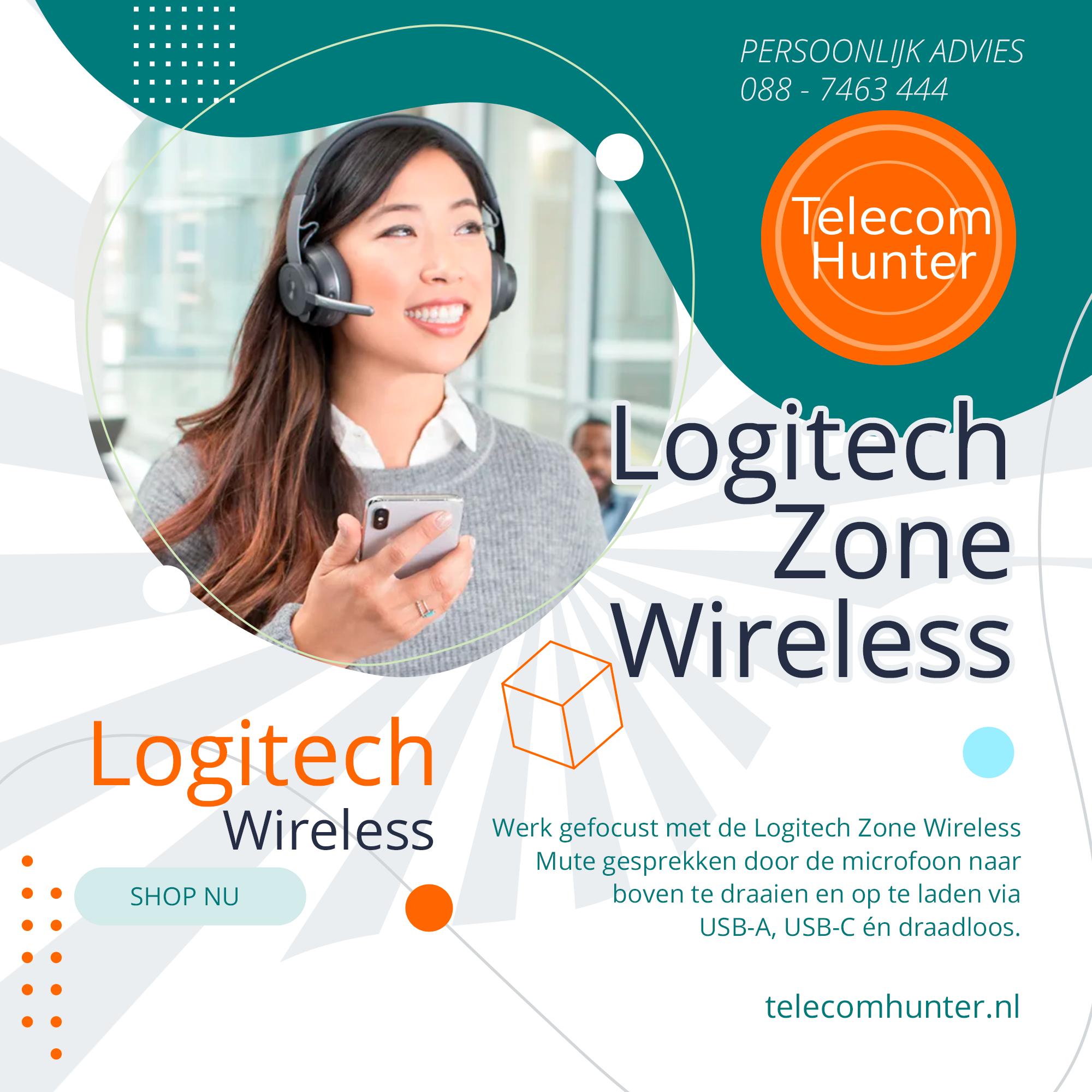 Logitech Zone Wireless
